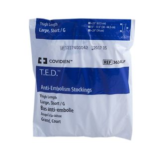 TED Anti Thrombose Str. o.Insp.gr./ku. WHI 3634  2 ST PZN...