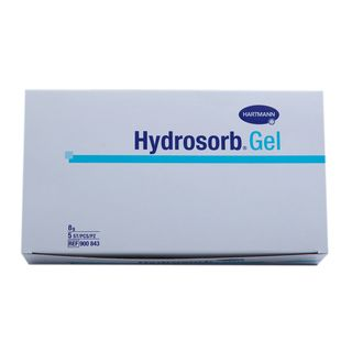 Hydrosorb Gel steril Hydrogel 5x8 g PZN 04084784