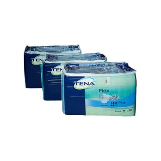 Tena Flex Plus large 3x30 ST PZN 00820803