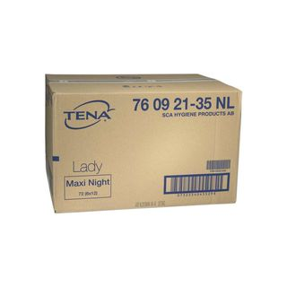 Tena Lady maxi night Einlagen 6x12 ST PZN 06431468